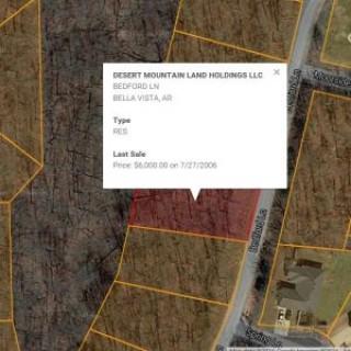 0.28 Acres for Sale in Bella Vista, AR