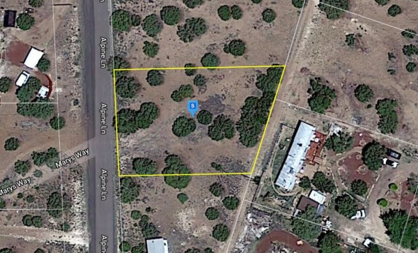 0.33 Acres for Sale in Concho, AZ
