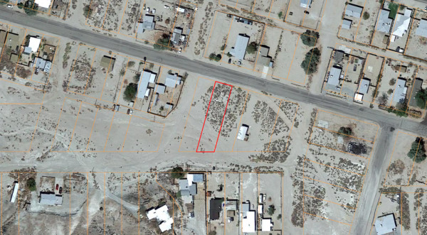0.24 Acres for Sale in Searles Valley, CA