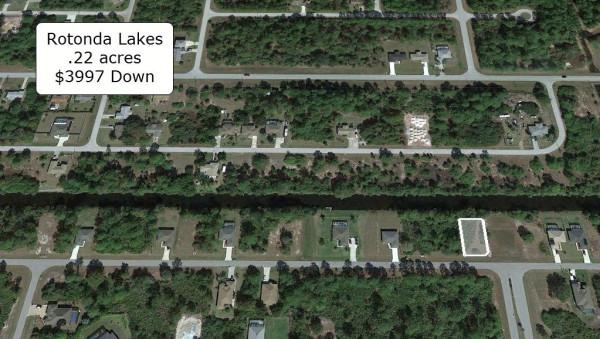0.22 Acres for Sale in Rotonda West, FL