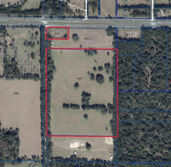 49.8 Acres for Sale in Newberry, FL