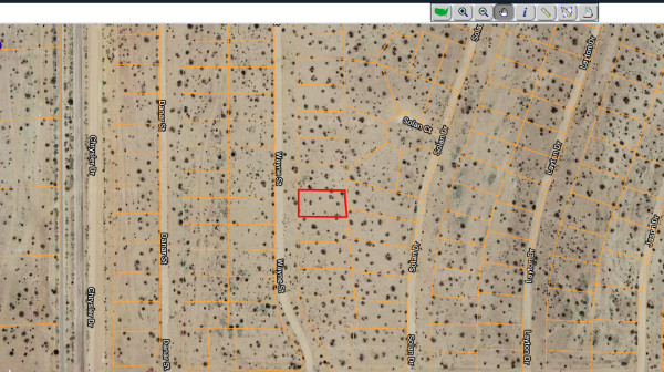 0.2 Acres for Sale in California City, CA
