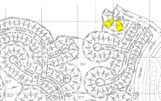 Jasper County Section 16 Lot 338 340 Plat Map