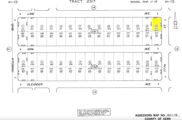 211-151-15-00-3 plat map