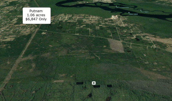 1.06 Acres for Sale in Palatka, FL