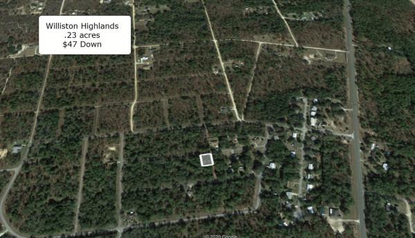 0.23 Acres for Sale in Williston, FL