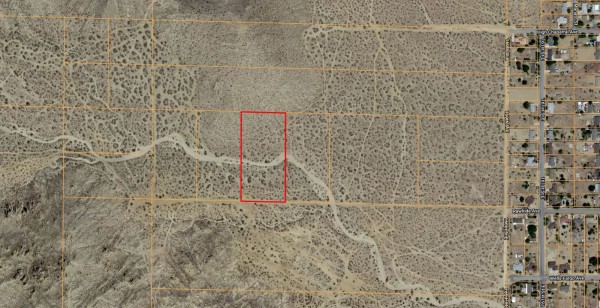 5.12 Acres for Sale in Alpine Butte, CA