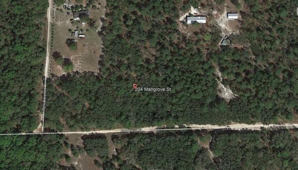 2.08 Acres for Sale in Pomona Park, FL