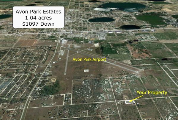 1.04 Acres for Sale in Avon Park, FL