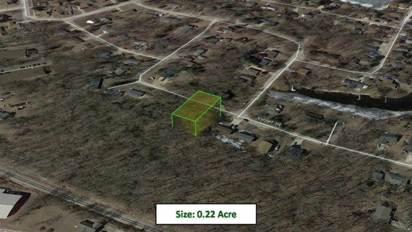 0.22 Acres for Sale in Palmyra, WI