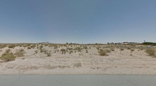 2 Acres for Sale in California City, CA