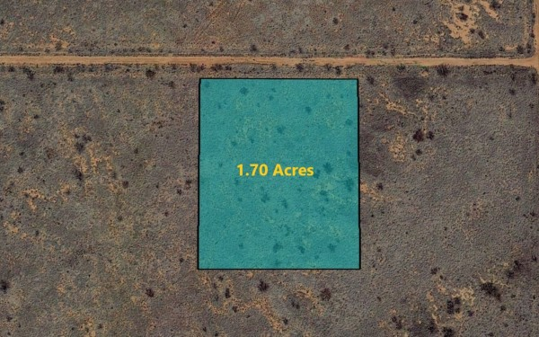 1.7 Acres for Sale in Cochise, AZ
