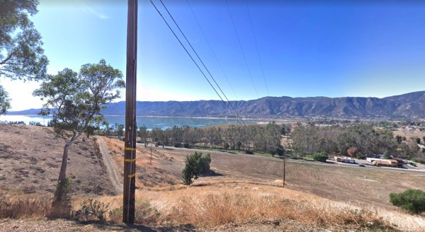 actual property with lake views