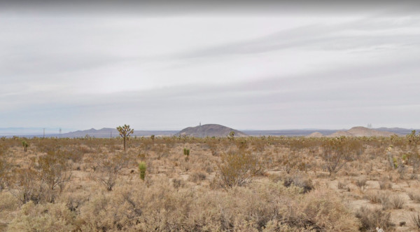 2.42 Acres for Sale in Llano, CA