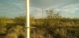 5.11 Acres for Sale in Pecos, TX