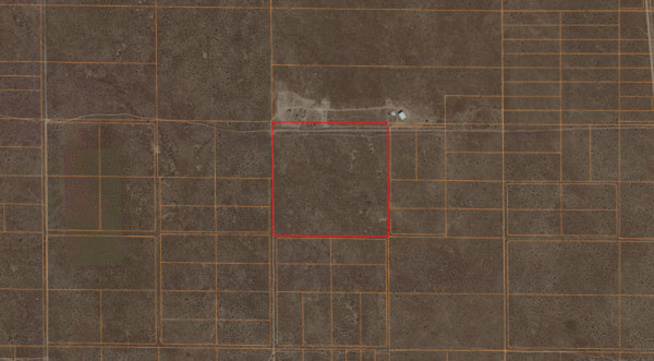 40 Acres for Sale in Adelanto, CA