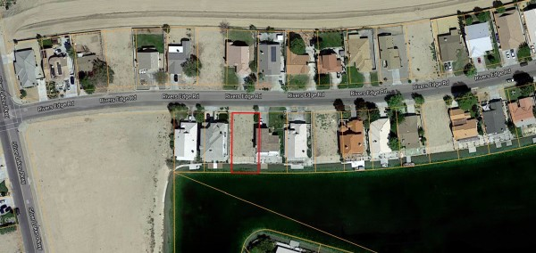0.18 Acres for Sale in Helendale, CA