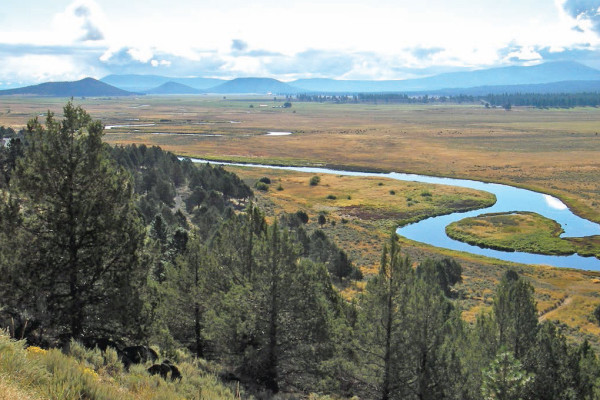 8.95 Acres for Sale in Sprague River, OR