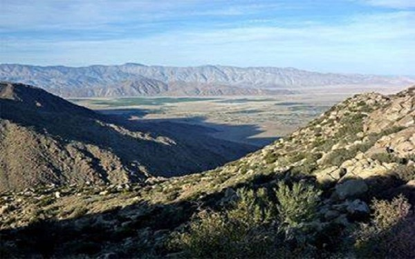 20 Acres for Sale in Anza, CA