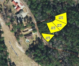 0.17 Acres for Sale in Brookeland, TX