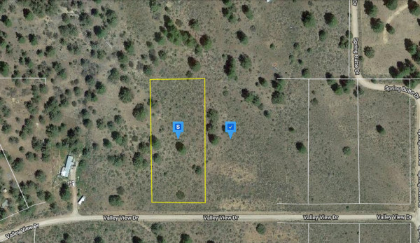1.56 Acres for Sale in Beatty, OR