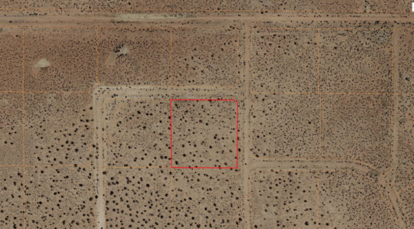 2.06 Acres for Sale in Helendale, CA