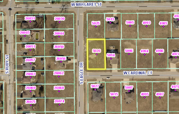 0.31 Acres for Sale in Monee, IL