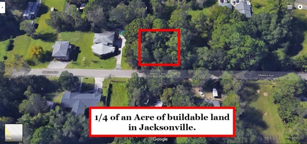 0.24 Acres for Sale in Jacksonville, FL