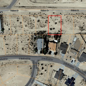 0.23 Acres for Sale in California City, CA