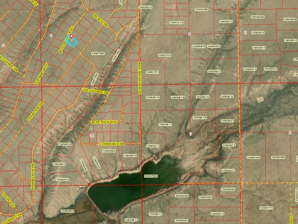 County Plat Map