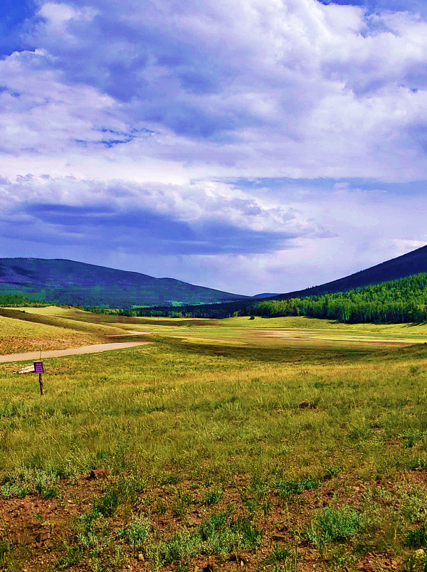 6.4 Acres for Sale in Fort Garland, CO