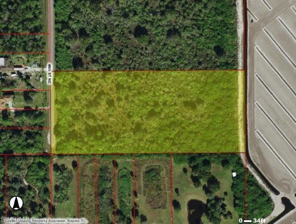 5.88 Acres for Sale in Naples, FL