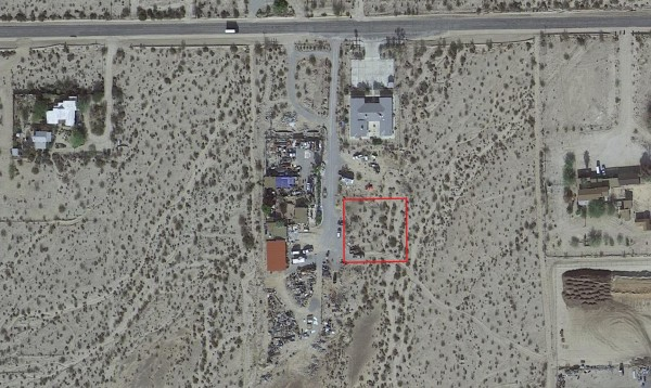 0.36 Acres for Sale in Twentynine Palms, CA