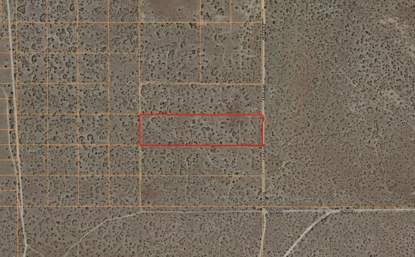 10 Acres for Sale in Palmdale, CA