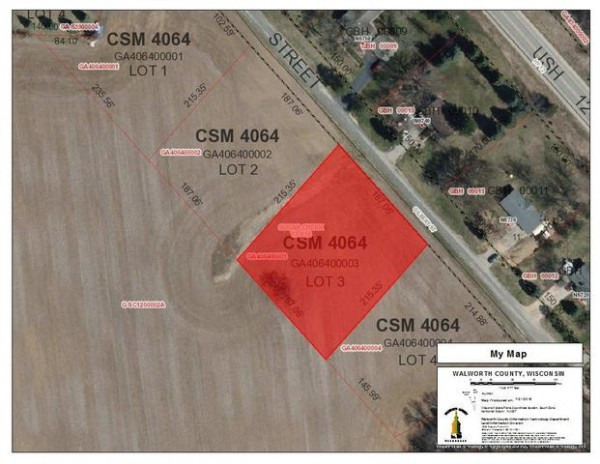 0.92 Acres for Sale in Elkhorn, WI