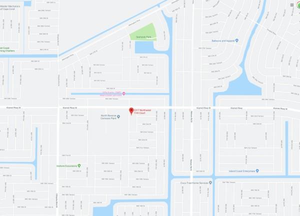 Google Map I