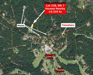 0.33 Acres for Sale in Brookeland, TX